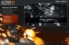 Video CoPilot Action Movie Essentials 2